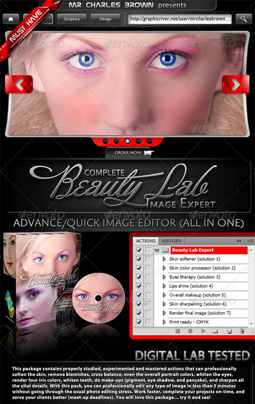 Complete Beauty Lab Image Expert